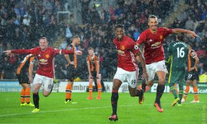 Manchester United Rashford vs Hull City