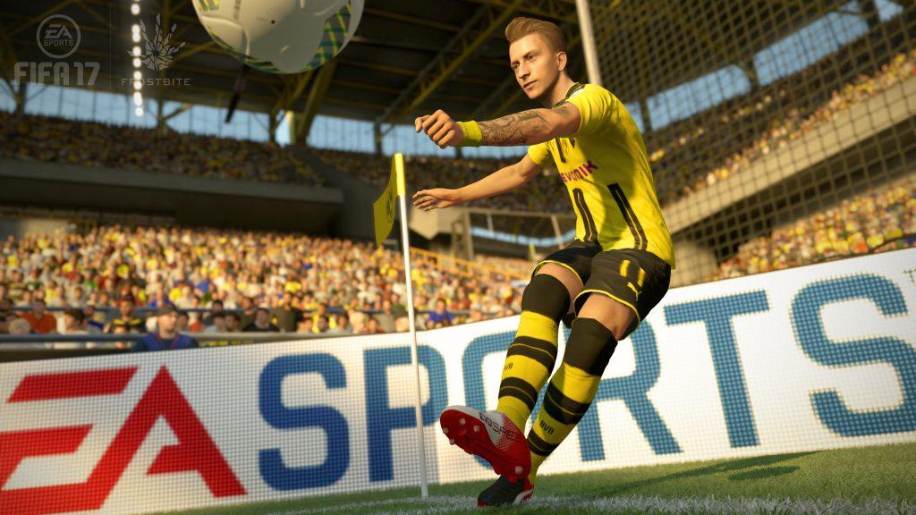 EA Sports FIFA 17 Trailer