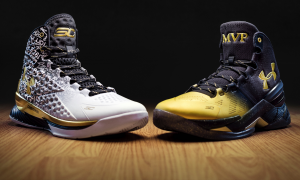 Steps Curry Under Armour Back 2 Back
