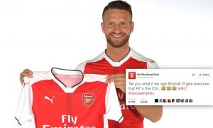 Arsenal New Signings - Mustafa Lucas Perez