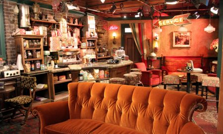 Friends Central Perk Singapore
