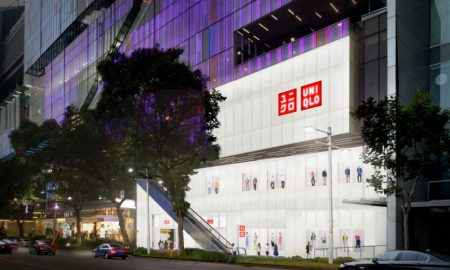 Uniqlo Global Flagship Store Singapore
