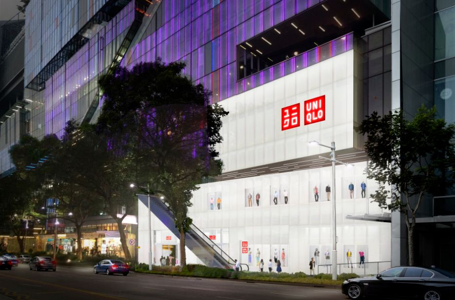 What S So Special About Uniqlo S Global Flagship Store In