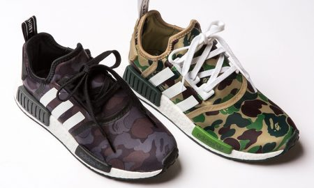 A Bathing Ape BAPE adidas Originals NMD R1