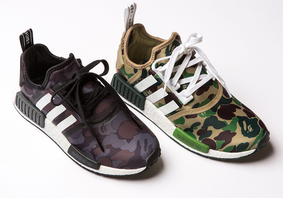05afe6f12 An In-Depth Look at A Bathing Ape x adidas Originals NMD R1