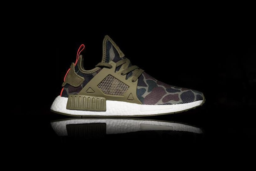 pretty nice 723d9 16bcd Duck Camo Is Coming To The adidas NMD XR1