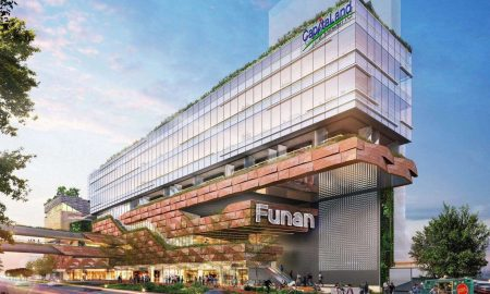 New Funan Mall