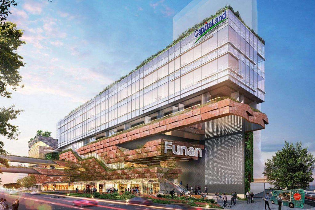 New Funan Mall