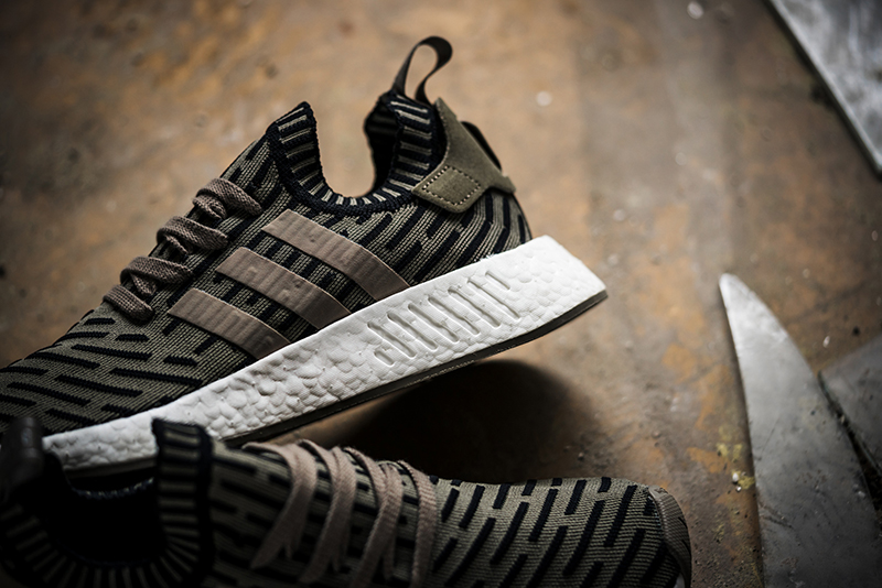 ASSASSINKICKS [NEW] Adidas Nmd R2 Pk Olive