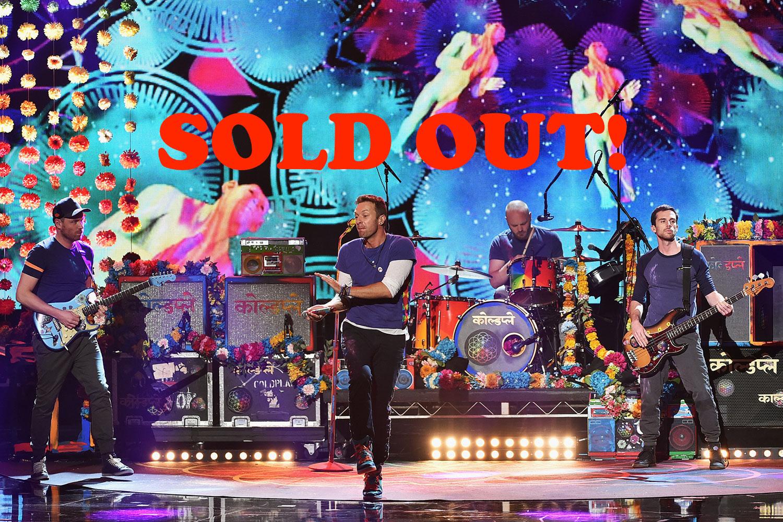 Coldplay Concert 2017 - Keywordsfind.com