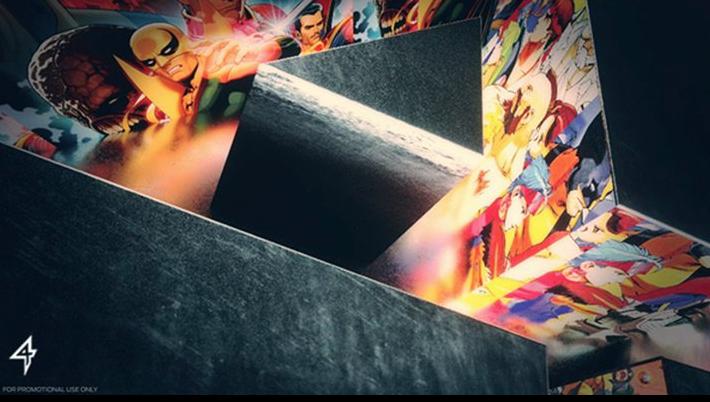 Rumoured image of Marvel vs. Capcom 4