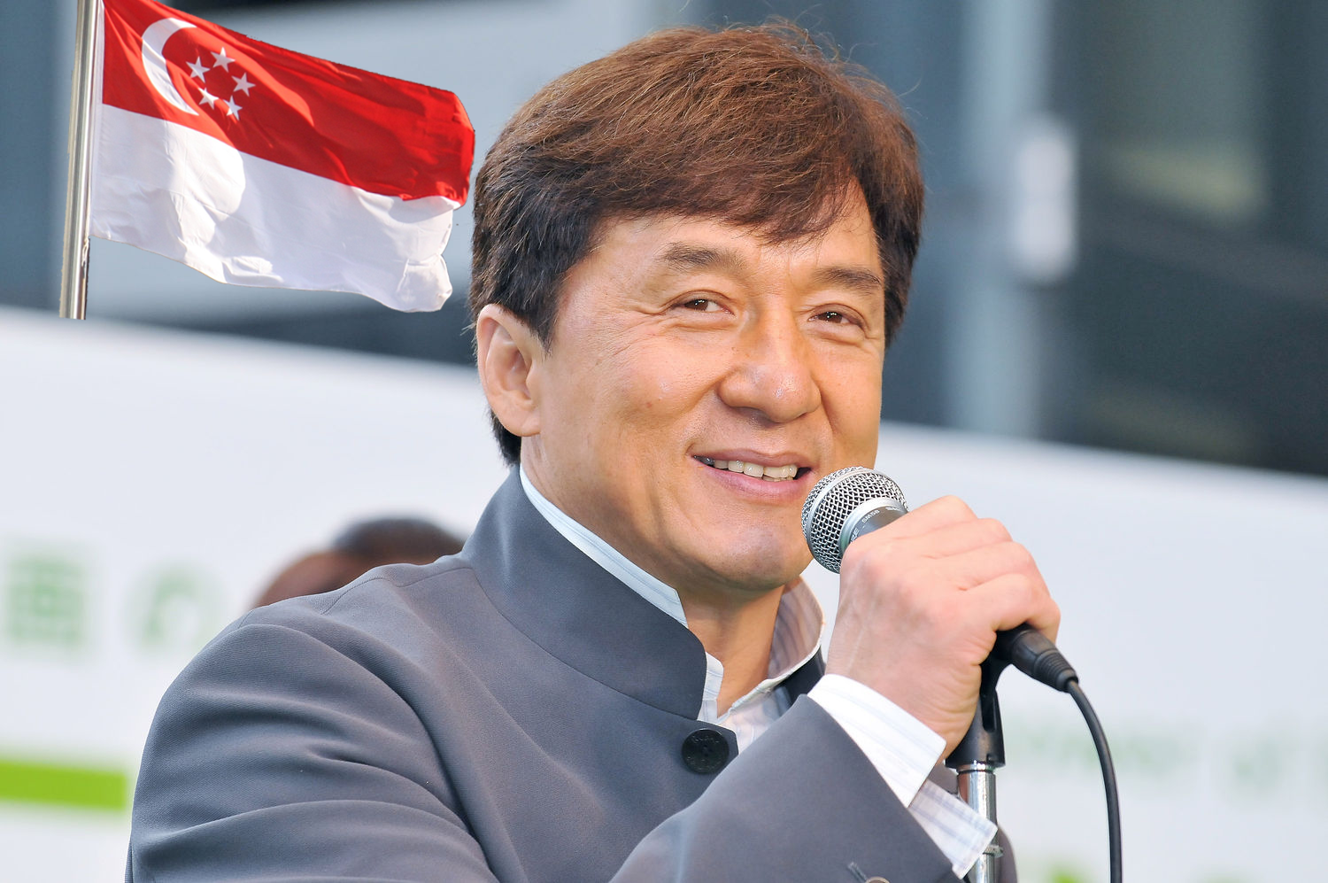 Jackie Chan's Coming T...
