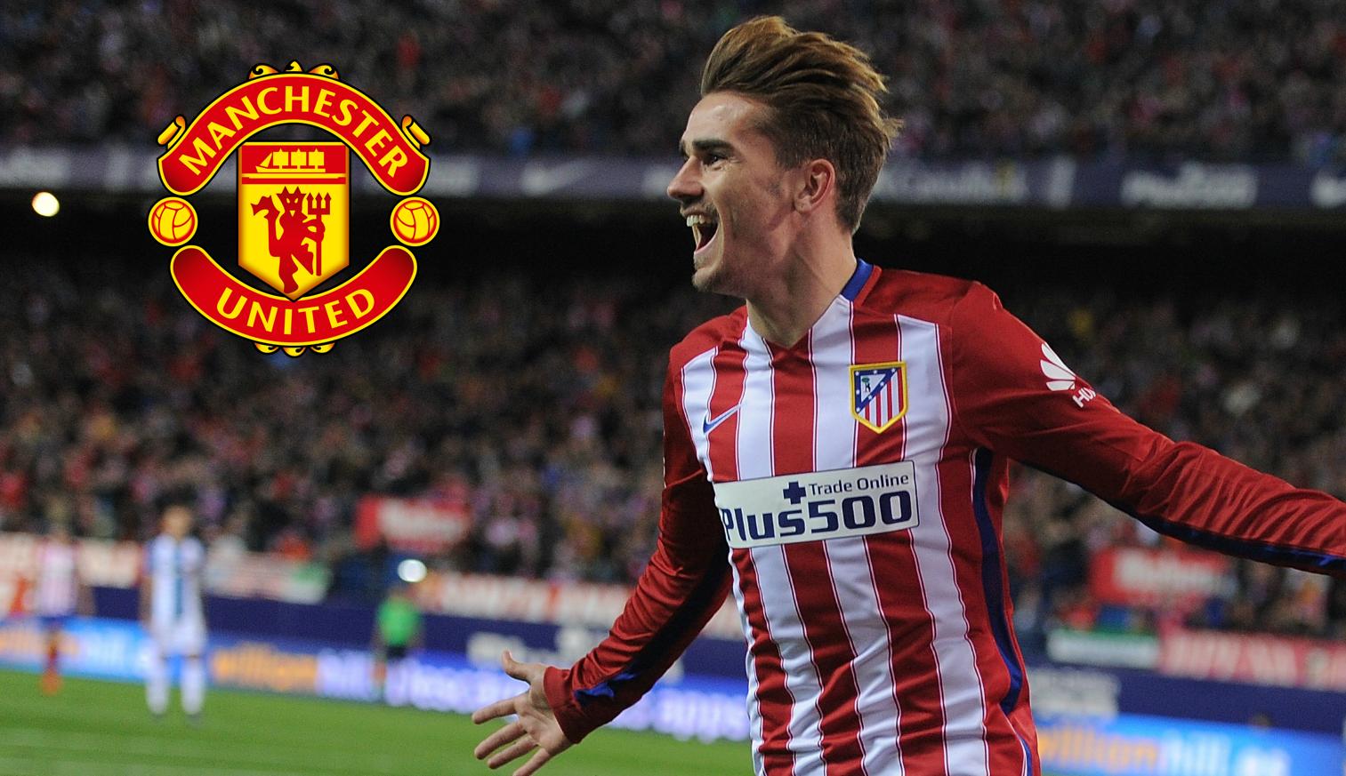Man Utd transfer news: Antoine Griezmann made top target by ...