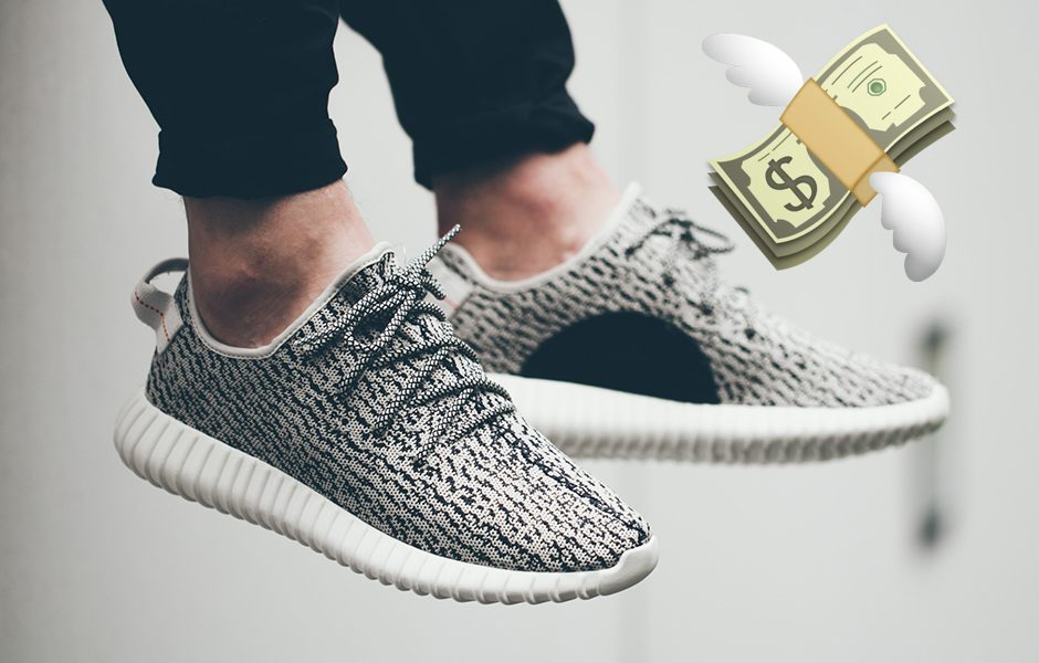 the latest 602d3 0ca80 Here's A List of the Most Expensive Resell YEEZYs in 2016
