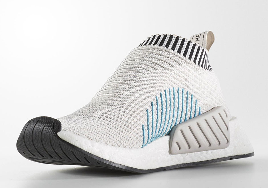 meet 45212 c2ded Say Hello To The NMD City Sock 2