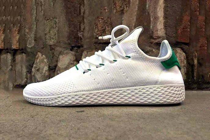 check out beeee 56a13 Check Out Pharrell's Upcoming adidas Originals Human Race ...