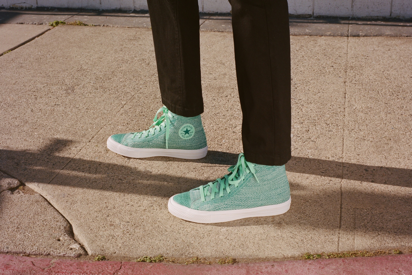 573127f32064 The Converse Chuck Taylor All Star x Nike Flyknit Arrives In Singapore With  Six Colourways