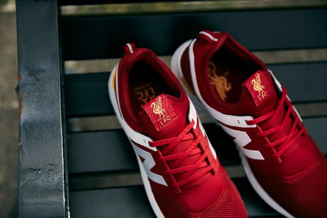 New Balance Launches Liverpool FC