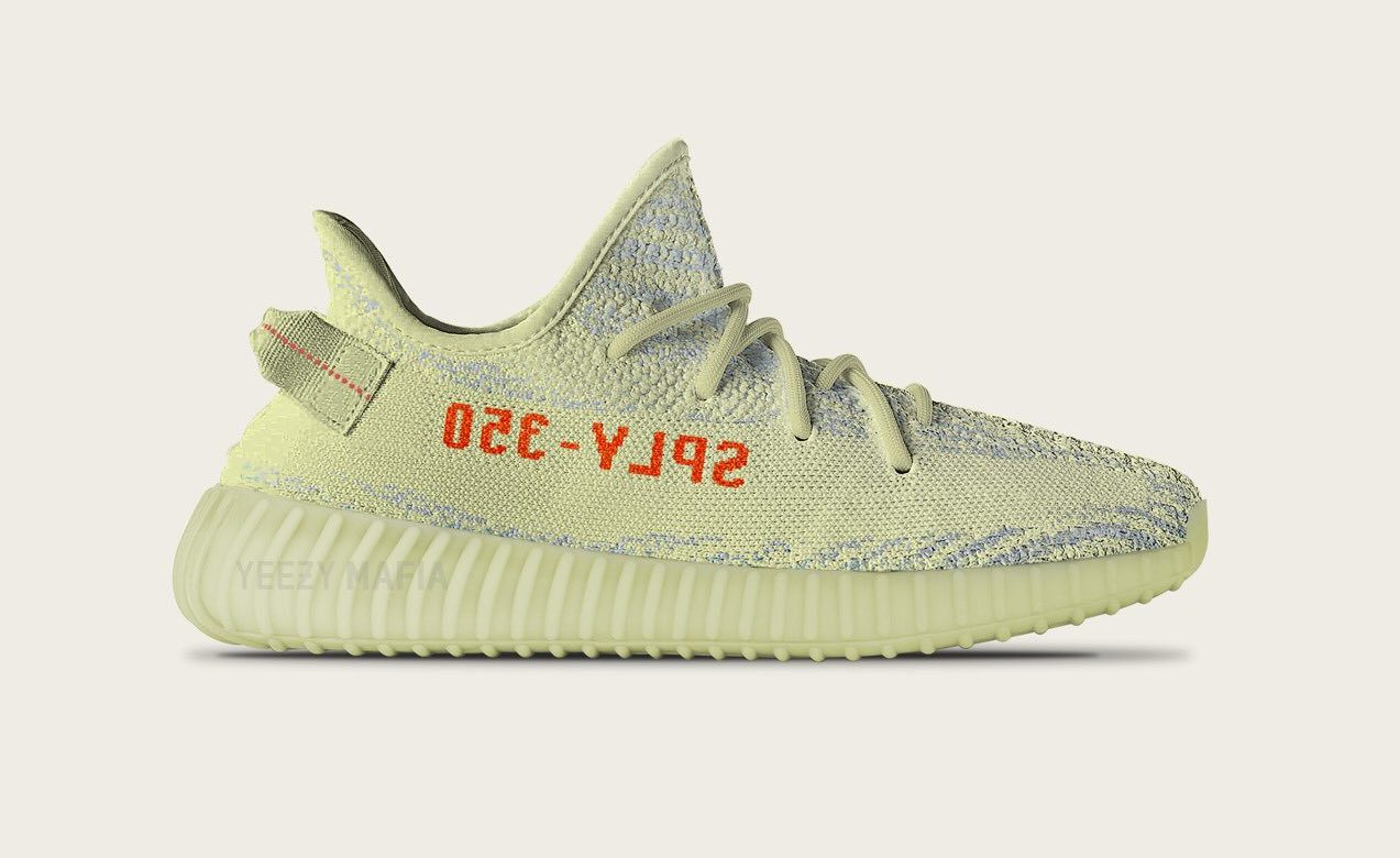 These Are The 4 Remaining YEEZY BOOST