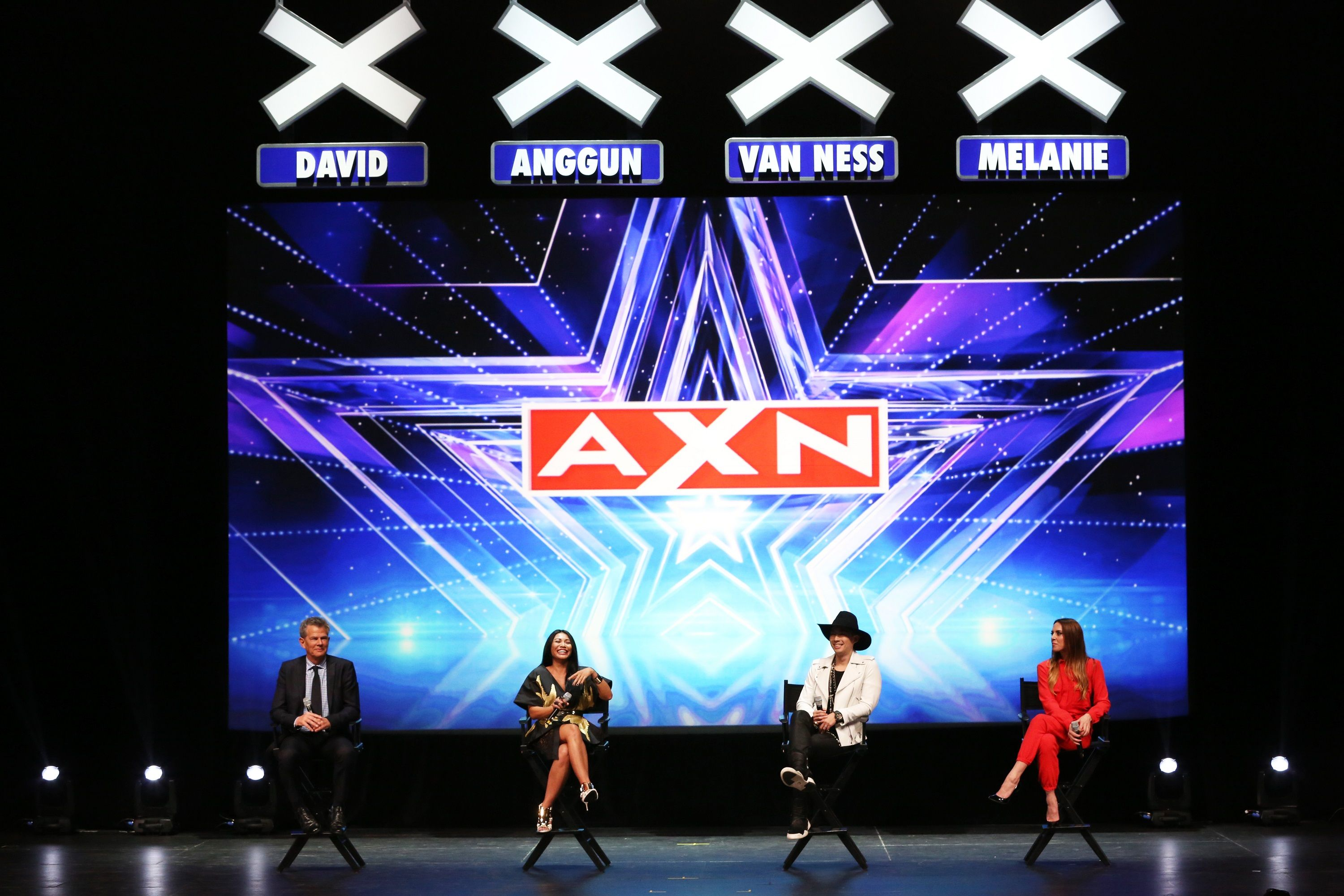 AXN Announces Open Auditions For Asia's Got Talent 2017