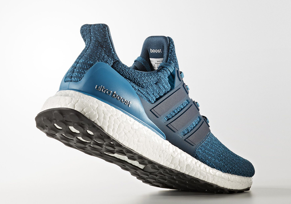 Adidas Has A Quot Blue Petrol Quot Ultraboost 3 0 On The Way