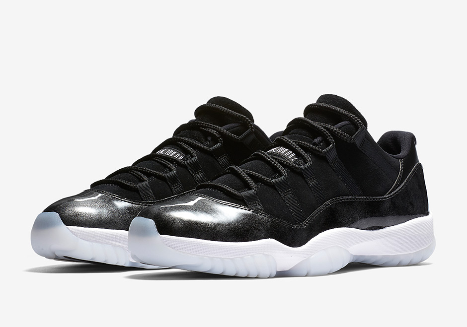 Air Jordan 11 Retro Low Barons Drops In Singapore On May 27th