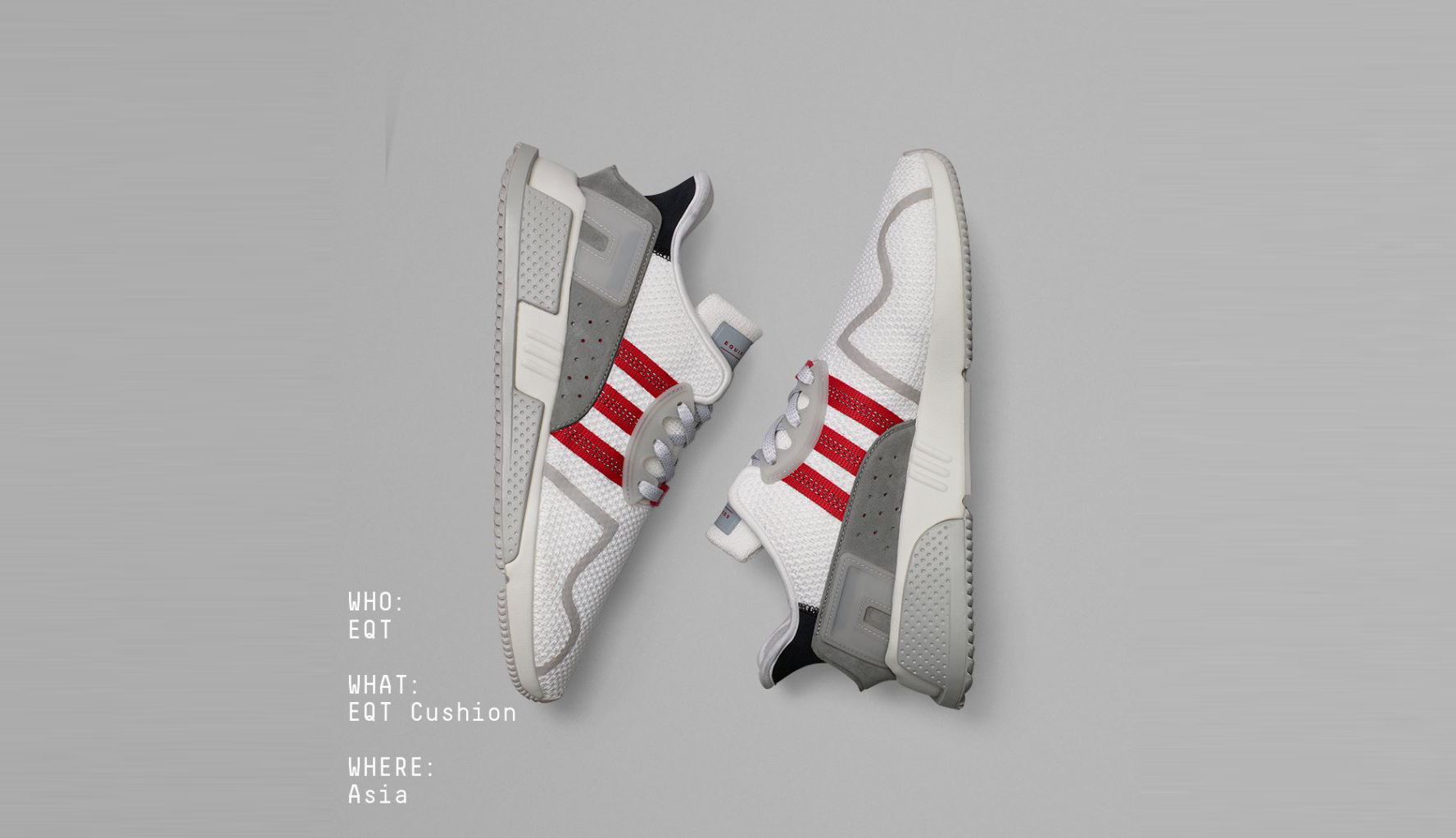 sports shoes 87308 be714 Take a Look at These Continent-Specific Colourways of the EQT Cushion ADV