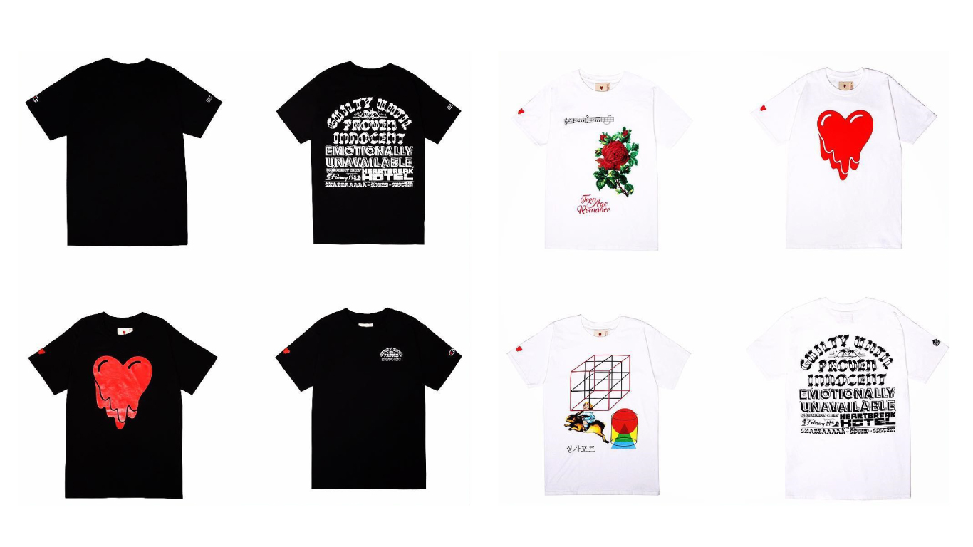 DSM Singapore and Emotionally Unavailable To Drop Exclusive Tees