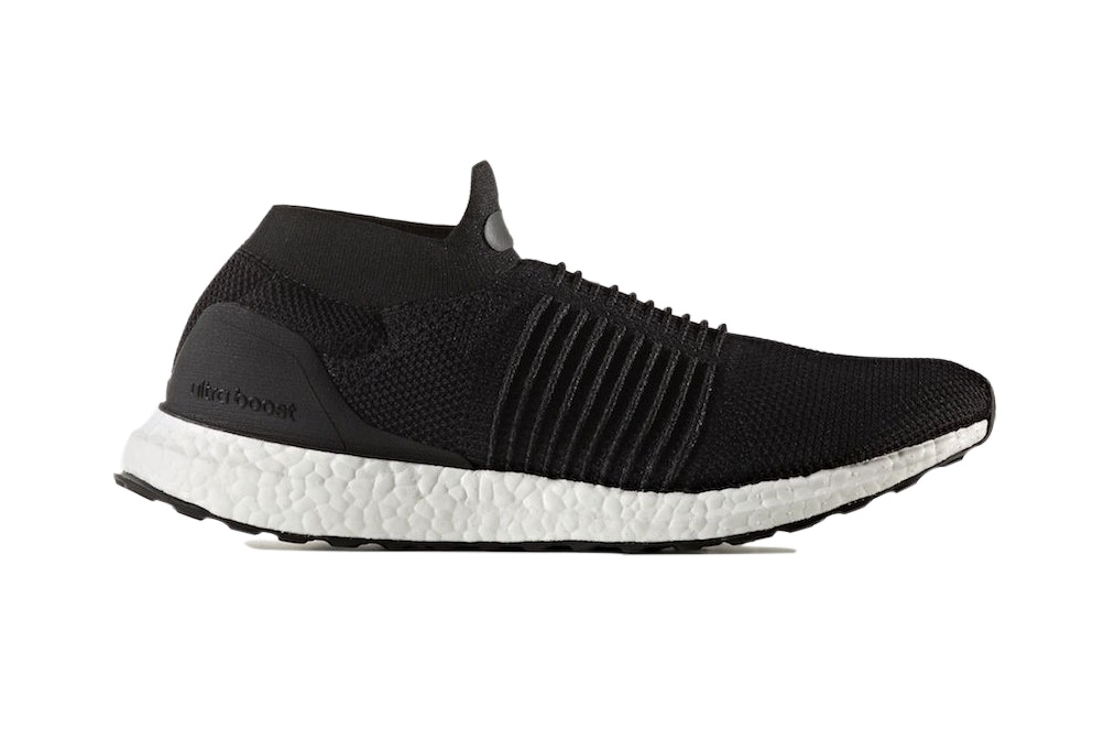 c586e9f4681 ... reduced adidas reveals the ultraboost laceless core black 1caa1 4c21d