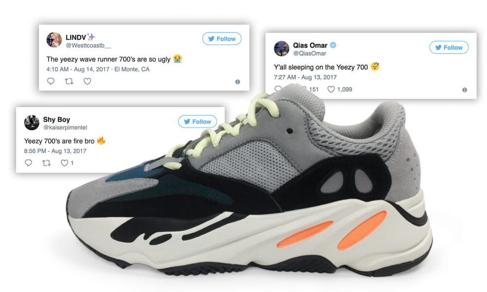 Kanye Released The YEEZY 700 and