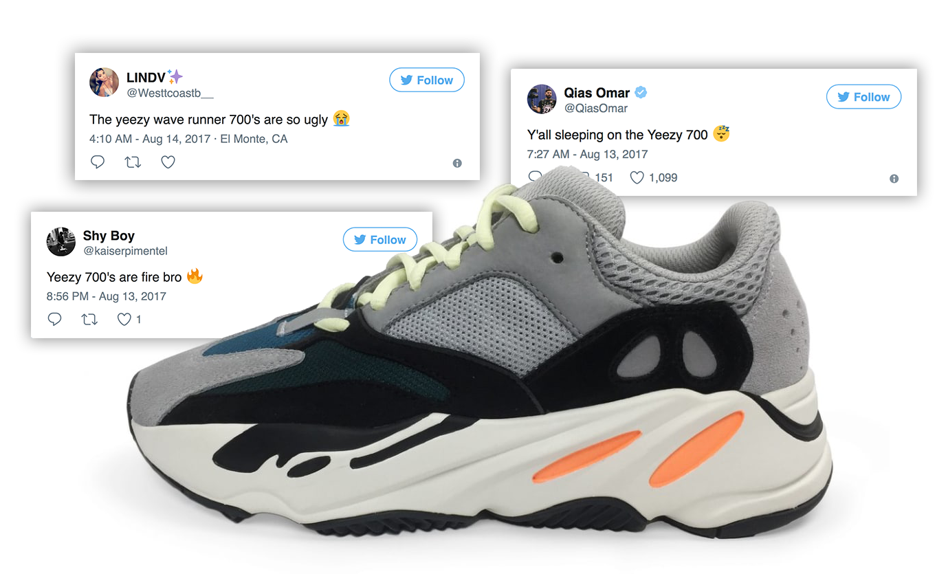 Kanye Released The YEEZY 700 and Sneakerheads Don't Know How To Feel About  It