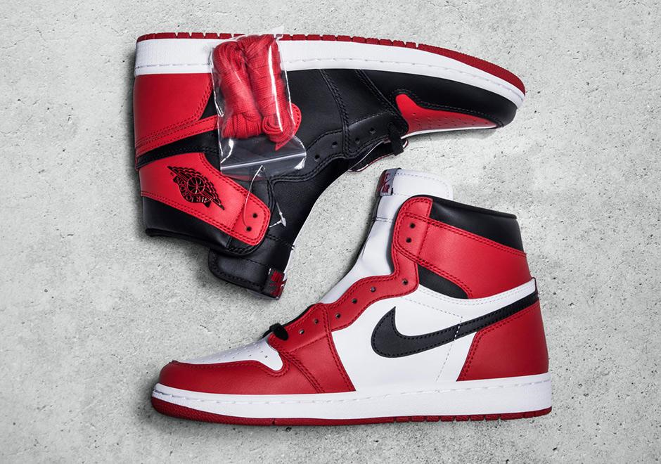 98648f8c2b2f86 Nike Teases New Air Jordan 1 Sample