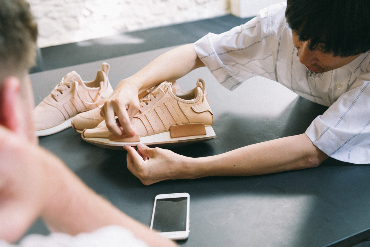 4d9d7818585db Here s The Best Look Yet At The adidas x Hender Scheme Collaboration