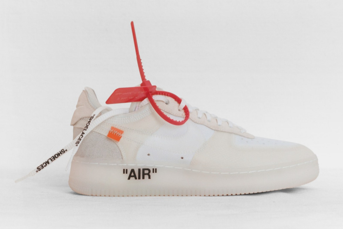 """Off-White™ x Nike """"The Ten"""" Collection To Drop in ..."""