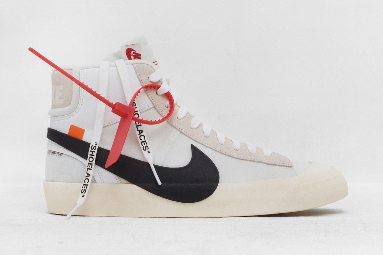 finest selection 94d18 c1f8e Off-White™ x Nike Blazer   Image  Nike