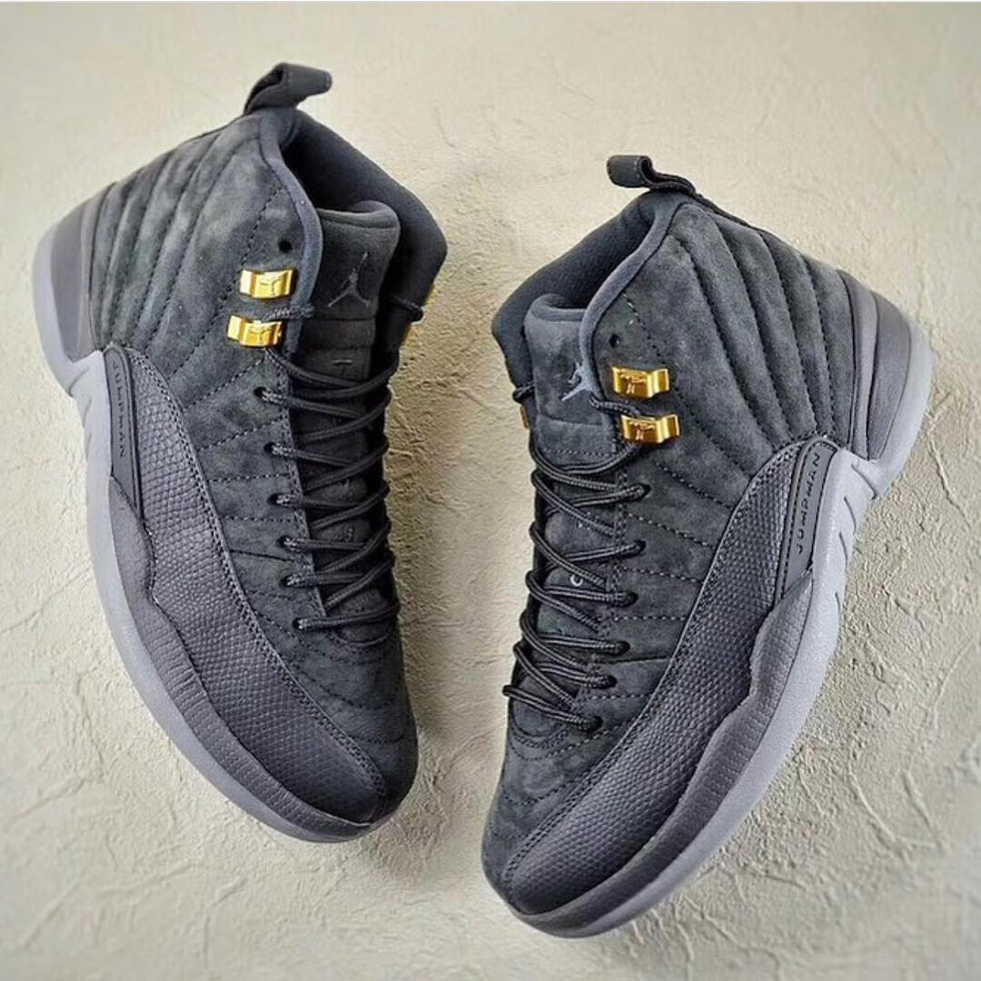 428c144f37dc94 ... get air jordan 12 dark grey its on track for an autumn release 87c54  14558