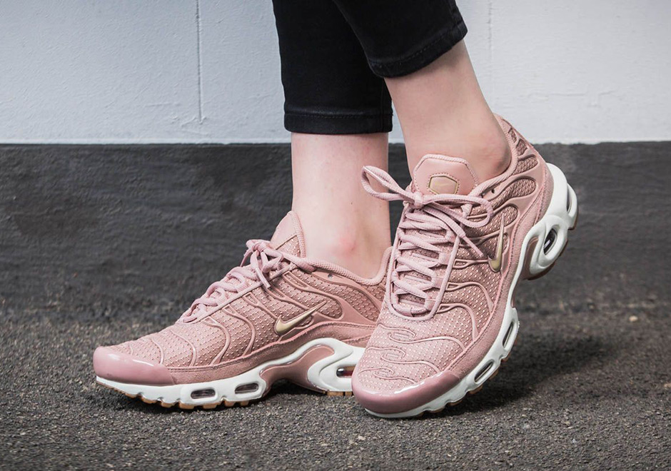 Nike Air Max Plus Is Getting a Pink
