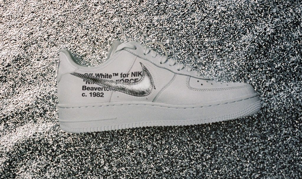 hot sale online 7a607 084a9 Virgil Abloh, Travis Scott and Others Are Collaborating On The Air Force 1