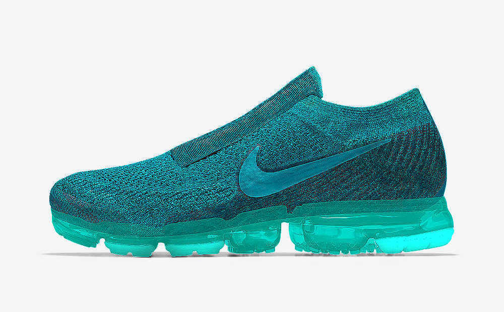 466d8891077 The Laceless Nike Air VaporMax Flyknit SE Hits NIKEiD in S pore and M sia