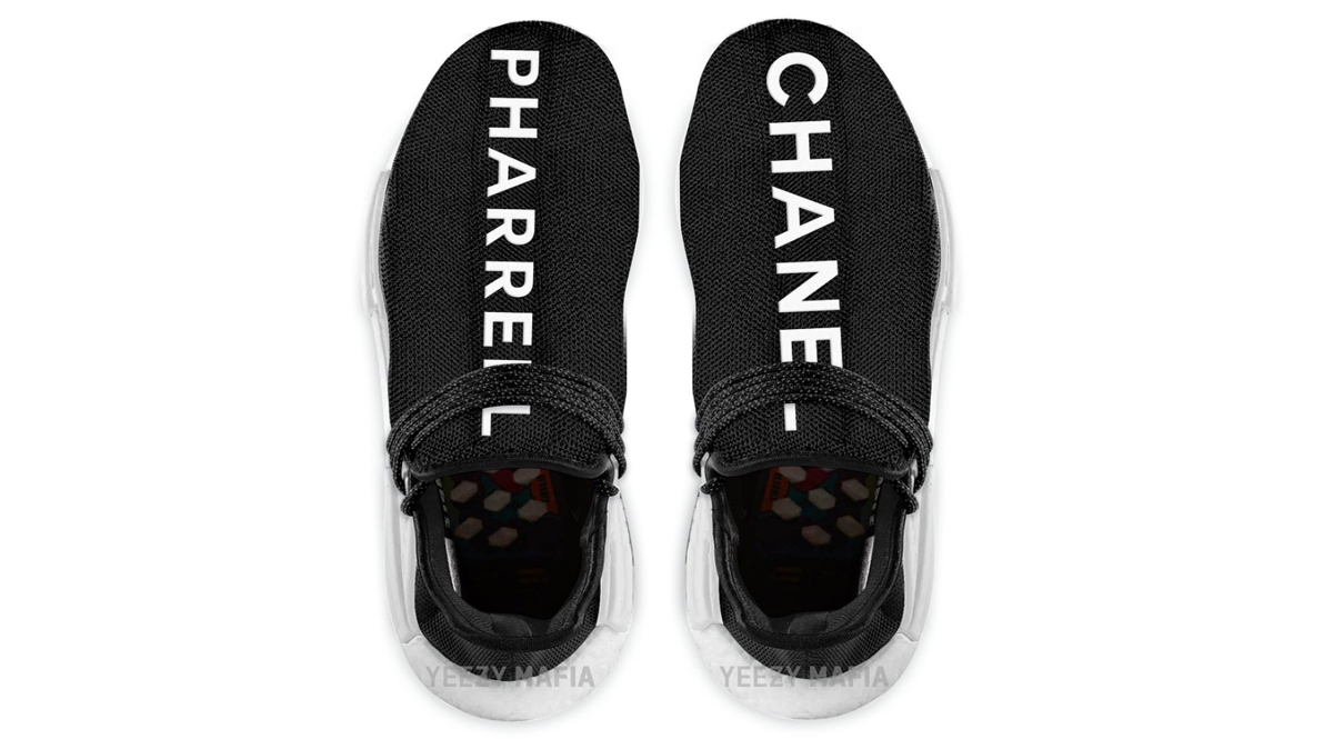 The Chanel x Pharrell NMD Hu Will Be More Limited Than Expected 35734e61b
