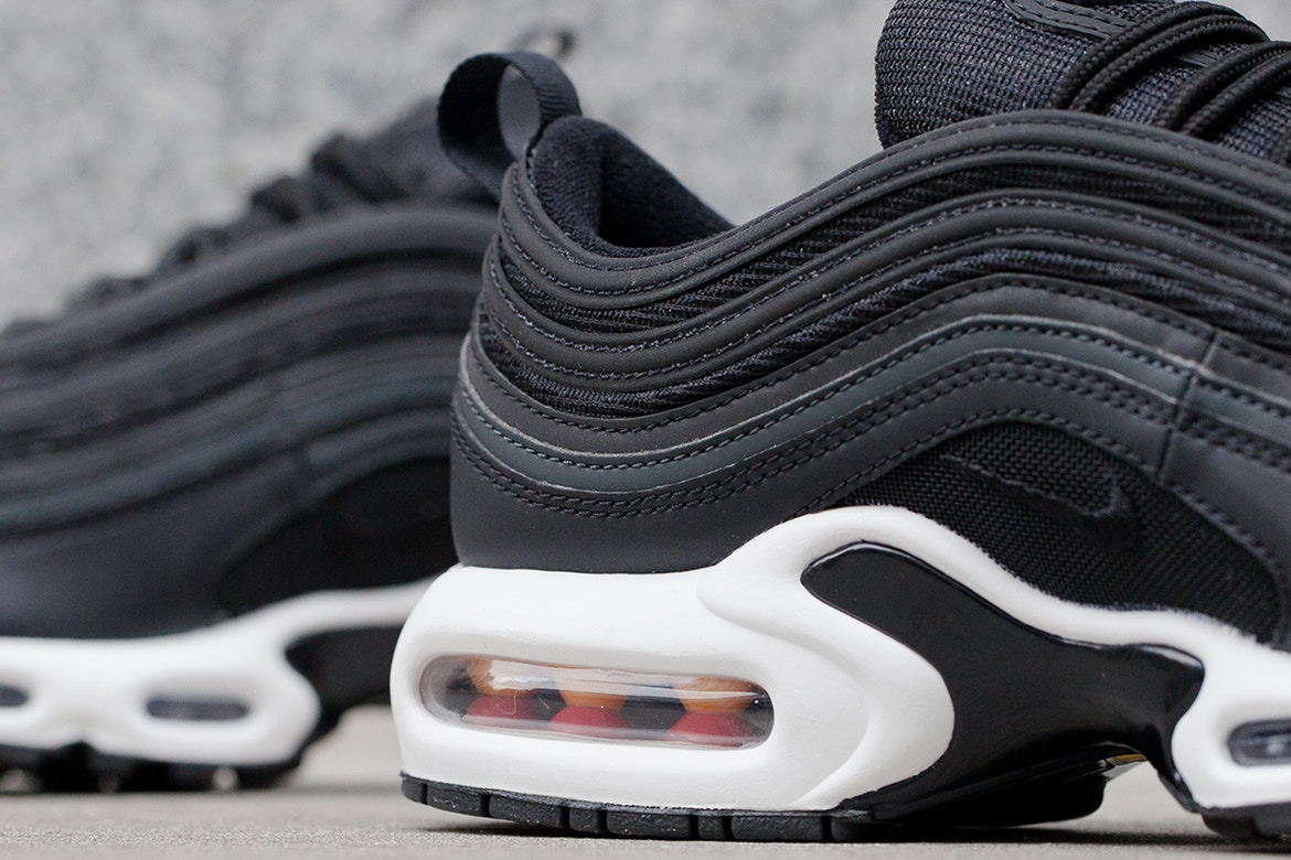 best service a1637 ebdf0 Nike Merges The Air Max 97 With A Plus TN Midsole