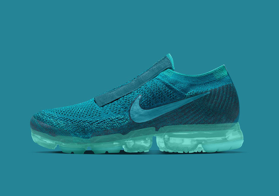 Image  Nike. Image  Nike. Image  Nike. Image  Nike. The Laceless Nike Air VaporMax  Flyknit SE Hits NIKEiD ... a228ed41e