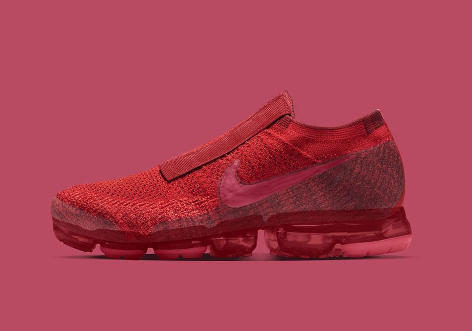 Image  Nike. Image  Nike. Image  Nike. The Laceless Nike Air VaporMax  Flyknit SE Hits NIKEiD ... ffc18a58a