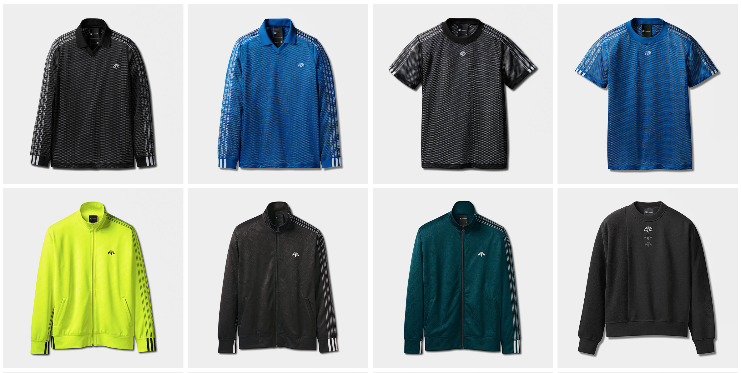 half off 1e877 8a8cc For a sample of what s to come, check out a couple of the pieces from the  collection below. adidas Originals by Alexander Wang Season 2 Drop ...