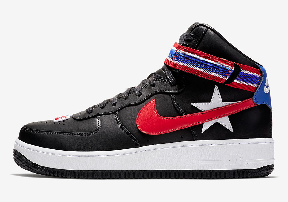 info for 95c41 c93bf NikeLab And Riccardo Tisci Team Up On An Air Force 1 High
