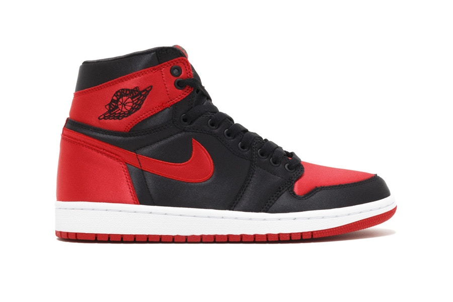 """Air Jordan 1 """"Bred"""" Is Receiving A Patent Leather Makeover"""