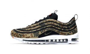 """The Air Max 97 Upcoming """"Country Camo"""""""
