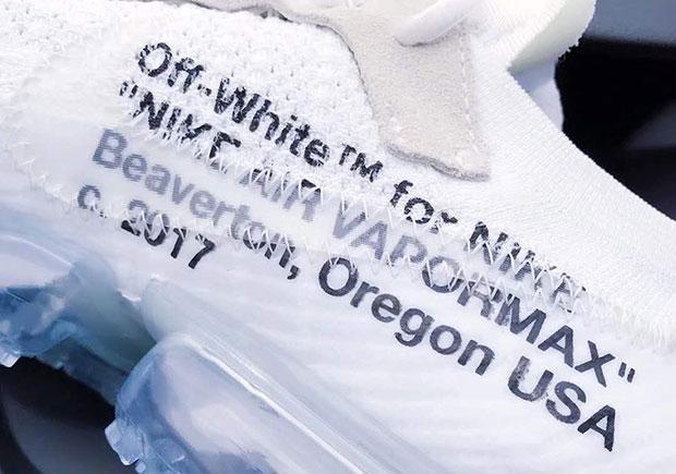 Ugg Vapormax Off White Frigivelse 2018 Samsvar OHGLK1o