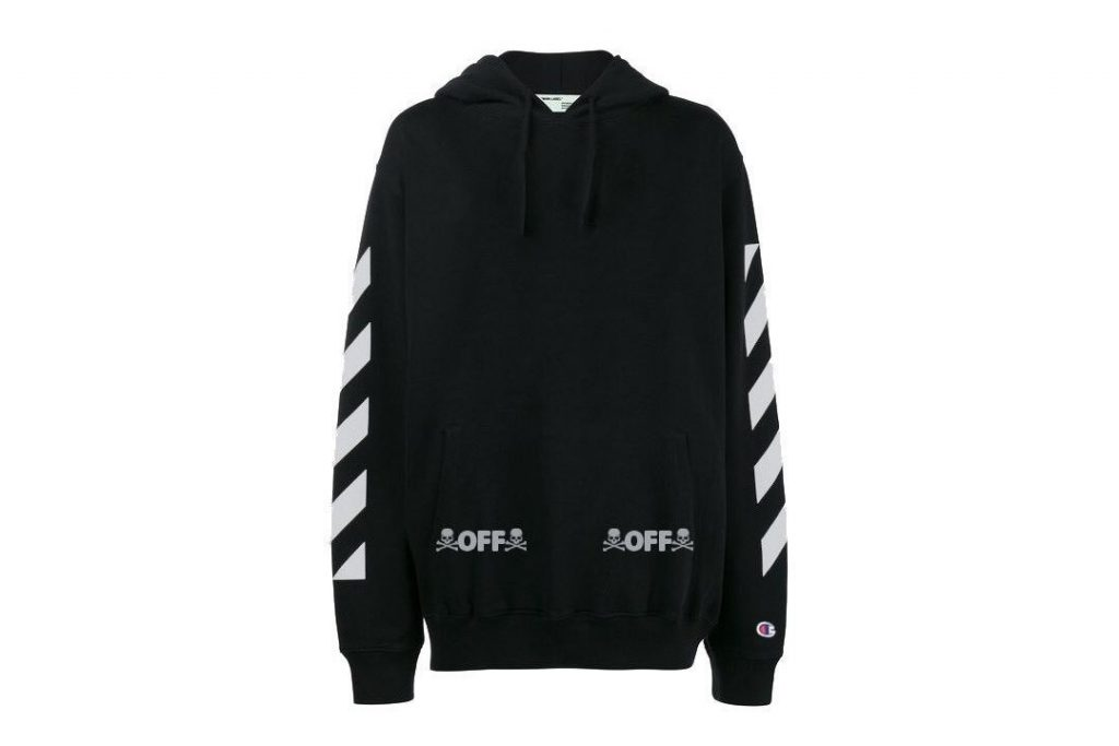 a513e17bed3b Off-White™ x mastermind Japan x Champion Hoodie