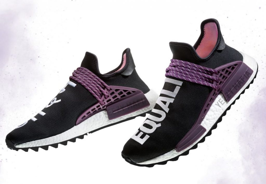 "fe98b84174de8 There s A New Pharrell x adidas NMD ""Trail Holi"" Pack Coming in Early 2018"